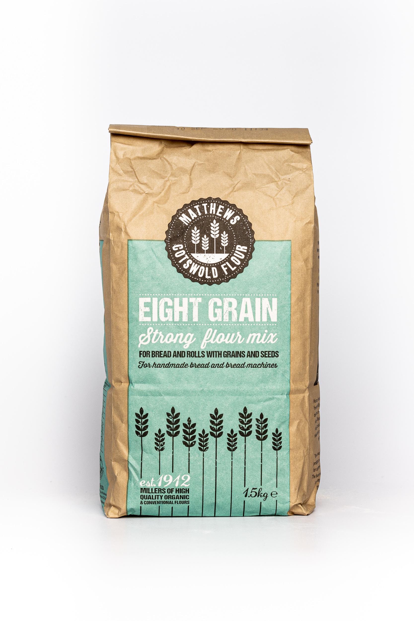 Eight Grain front