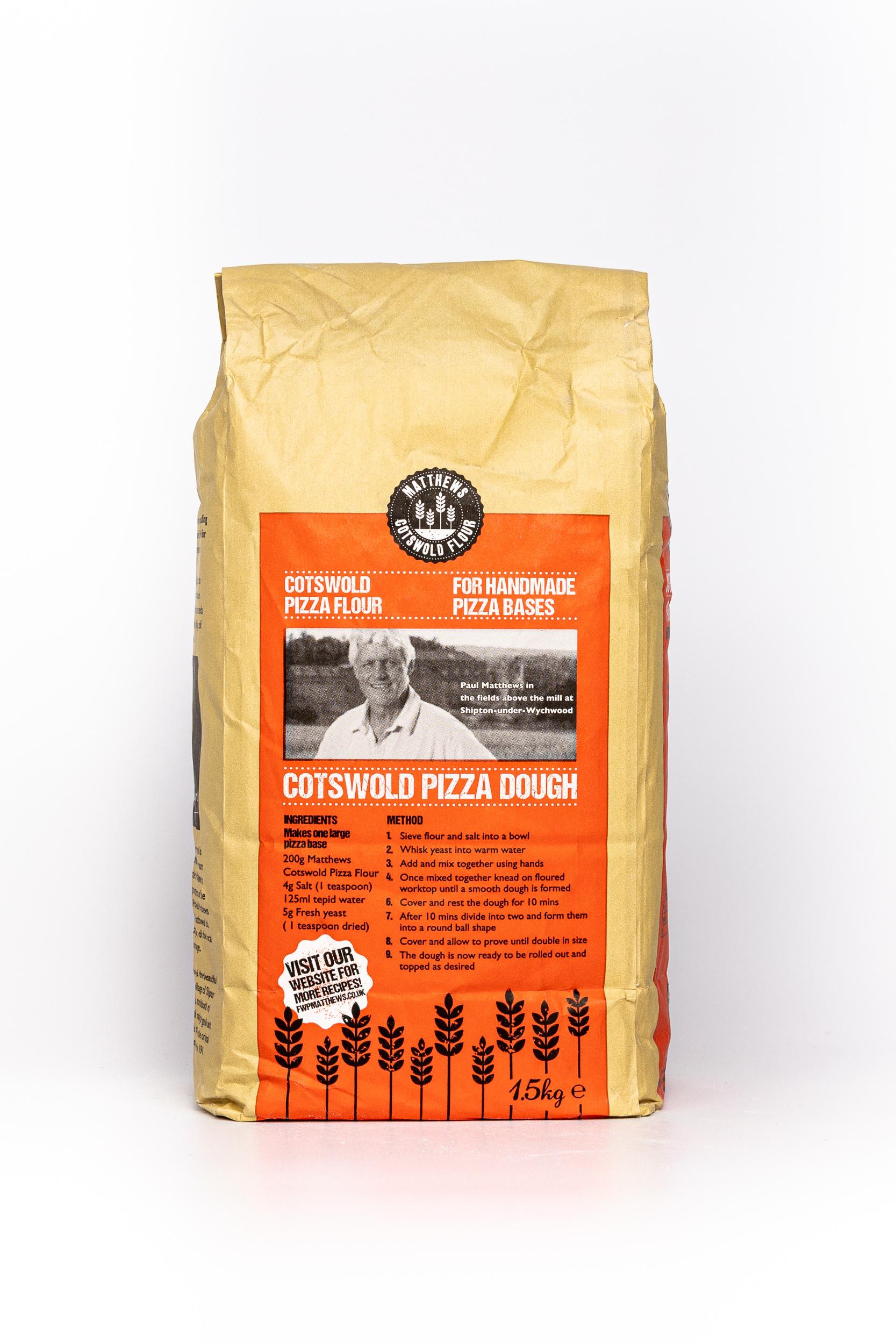 Matthews Pizza back